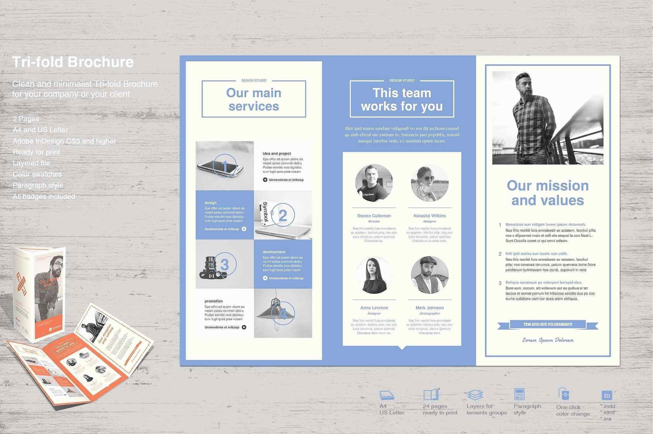 Layout Brochure Design 2018 Singolo 12 Beautiful Engineering Pertaining To Engineering Brochure Templates