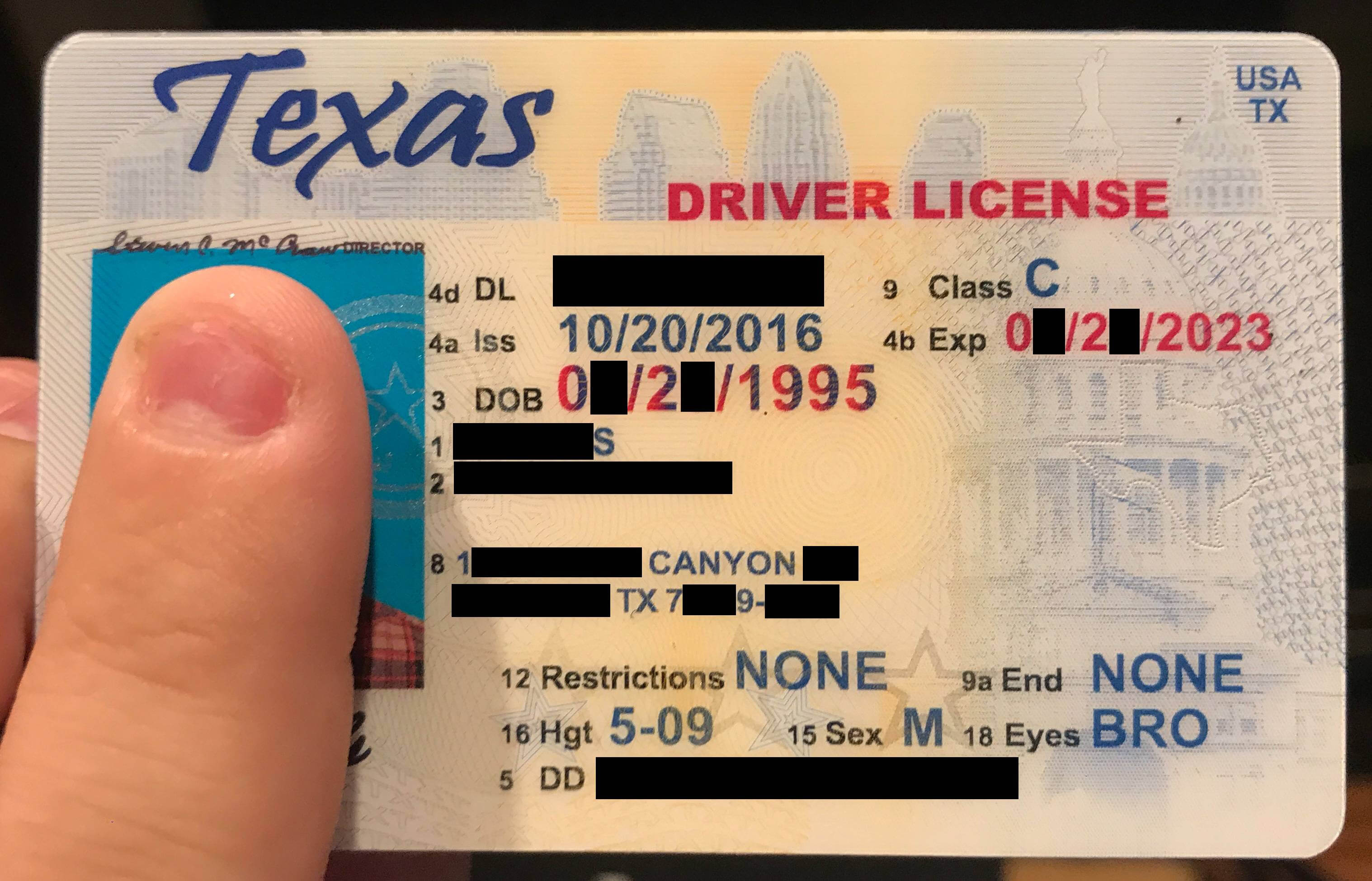 Legitfakeid Texas Id Card Review Within Texas Id Card Template