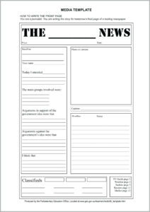 Letter Writing Template For Kids Printable – Verypage.co pertaining to Blank Letter Writing Template For Kids