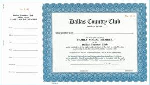 Llc Membership Certificate Template #7061 for Llc Membership Certificate Template
