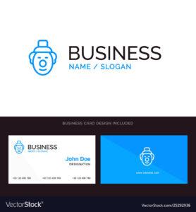 Logo And Business Card Template For Joker Clown throughout Joker Card Template