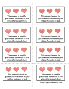 Love Coupon Template Microsoft Word | Examples And Forms with regard to Love Coupon Template For Word