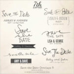 Lovely Free Save The Date Templates For Word | Best Of Template Pertaining To Save The Date Template Word