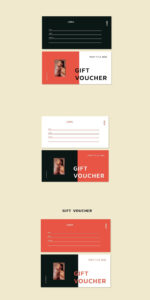Luna May – Gift Voucher Template | Best Card Templates Pertaining To Gift Certificate Template Indesign