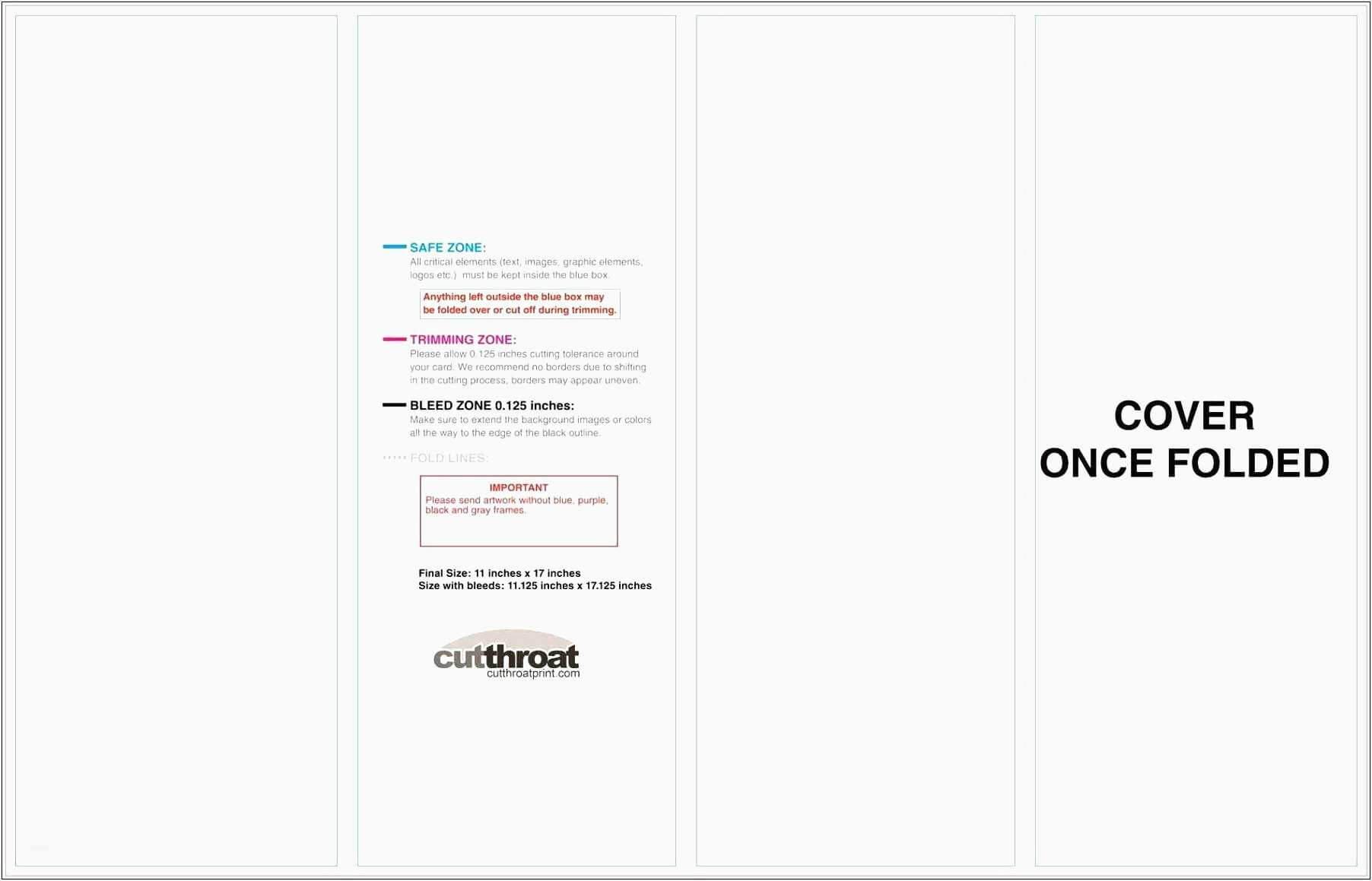 Luxury Quarter Fold Greeting Card Template Microsoft Word For Quarter Fold Greeting Card Template