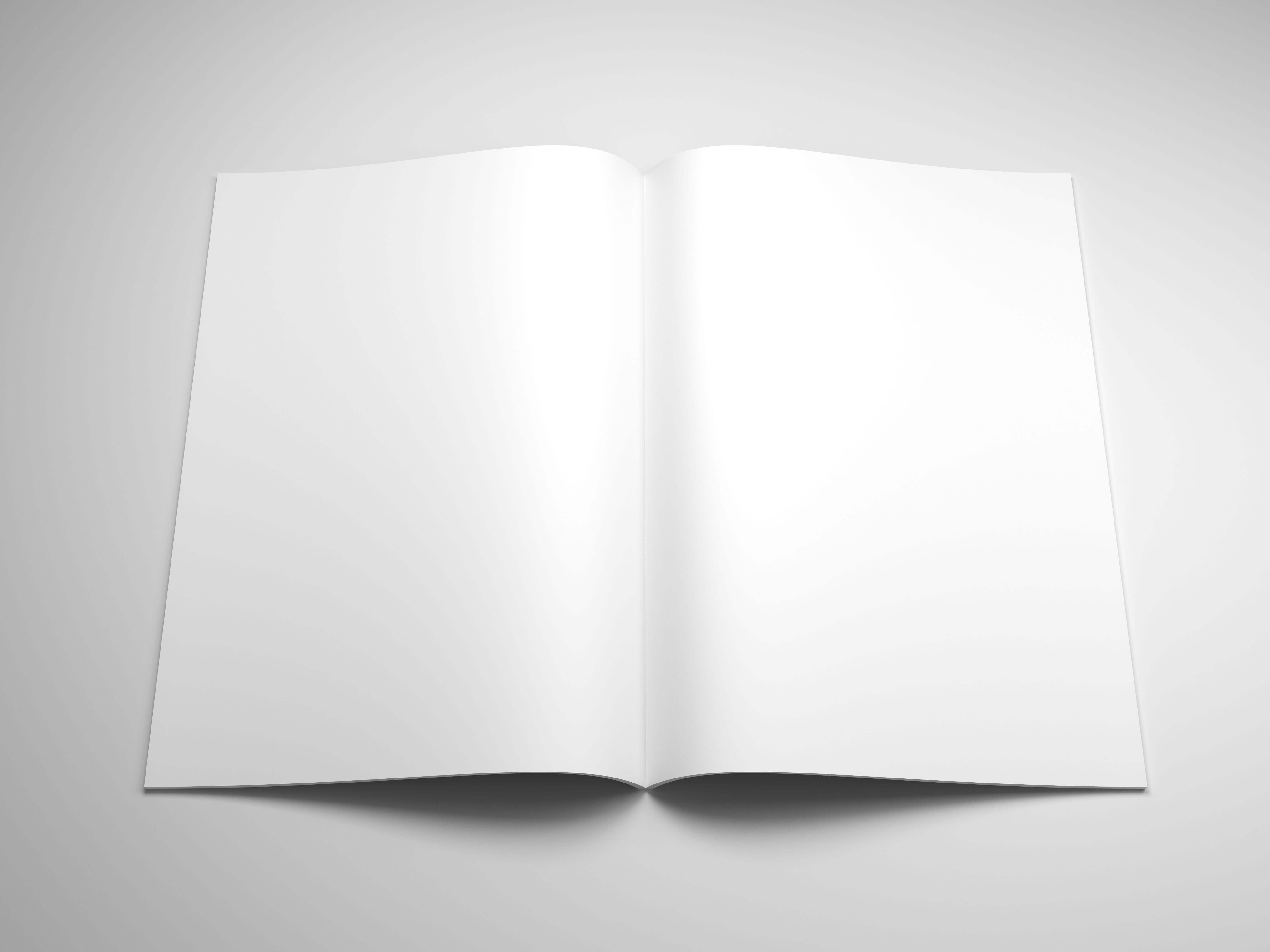 Magazine Spread | Free Resources | Mockup Templates, Mockup Intended For Blank Magazine Template Psd