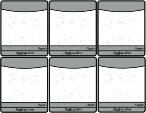 Magic Cards Printable Blank Magic Card Template Best I Made inside Mtg Card Printing Template