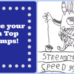 Make Your Own Top Trumps! Numeracy, Literacy & Writing Inside Top Trump Card Template