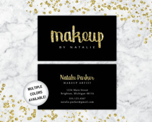Makeup Artist Business Cards Ideas Hair And Best Free pertaining to Christian Business Cards Templates Free