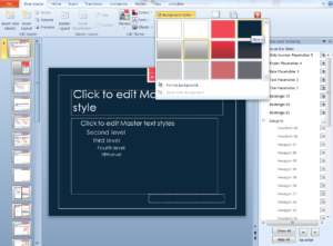 Making Built In Powerpoint Templates Your Own – E Learning With How To Change Template In Powerpoint