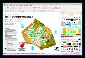 Mapper | Openorienteering with Orienteering Control Card Template