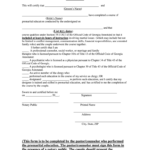 Marriage Counselling Certificate Sample – Fill Online Inside Premarital Counseling Certificate Of Completion Template