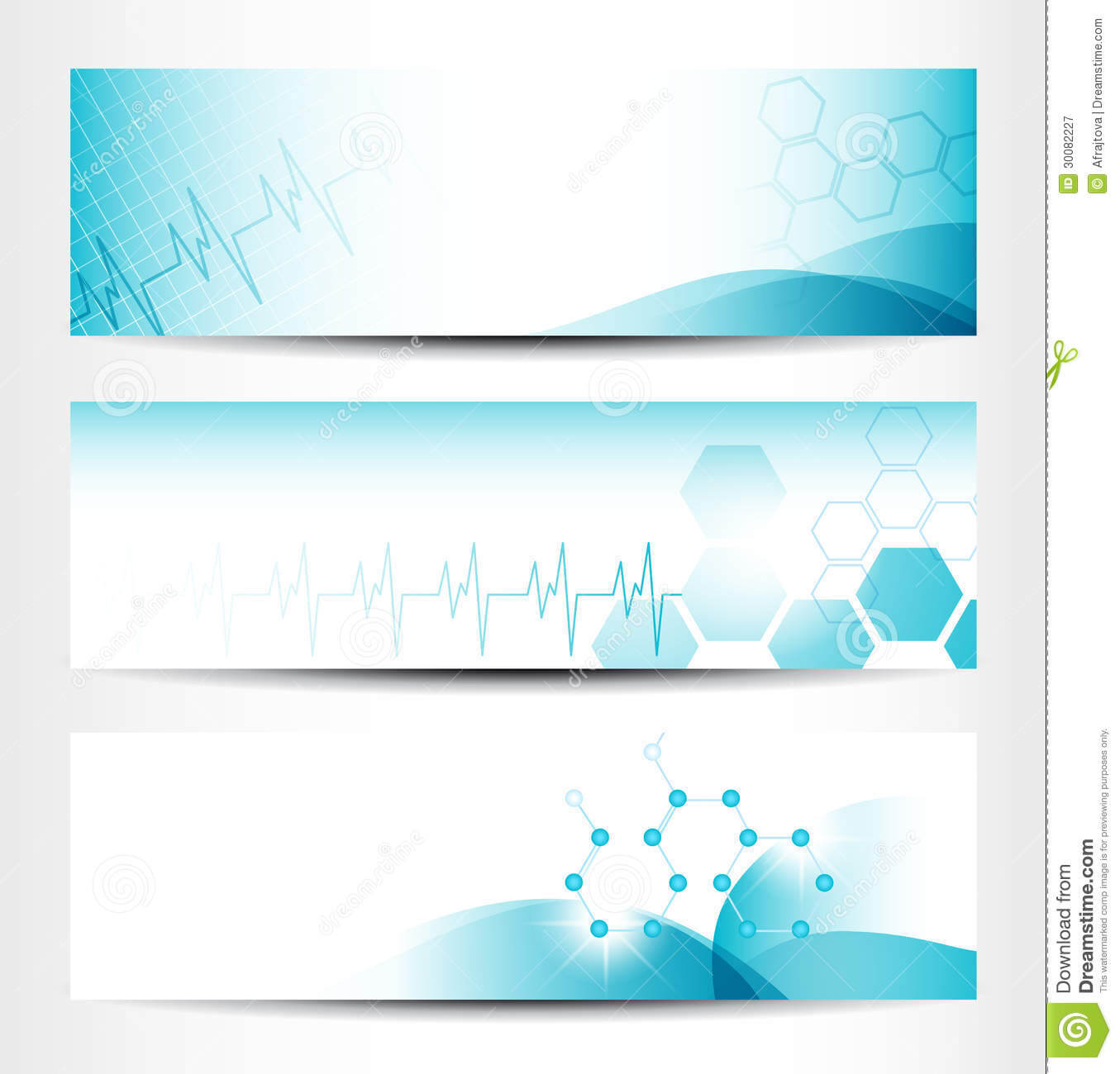Medical Banners Stock Vector. Illustration Of Beat With Regard To Medical Banner Template