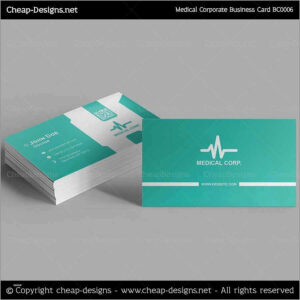 Medical Business Cards Templates Free Best Of Medical Health in Medical Business Cards Templates Free