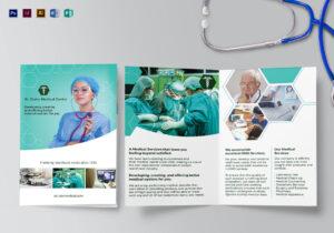 Medical Office Brochure Templates regarding Medical Office Brochure Templates