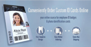 Medical Photo Id Badges For Staff In The Hospital & Clinic in Media Id Card Templates