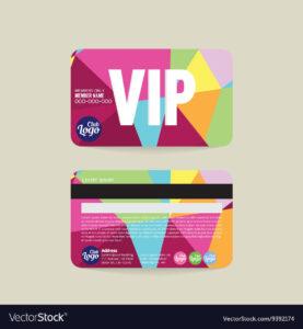 Membership Card Template – Hizir.kaptanband.co with Membership Card Template Free
