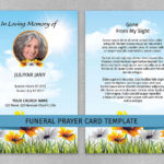 Memorial Prayer Card Template | Funeral Prayer Card with regard to Prayer Card Template For Word