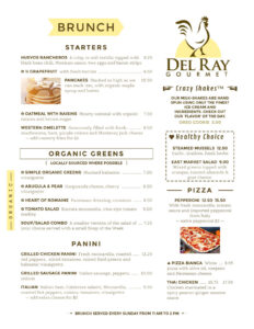 Menu Design Samples From Imenupro – More Than Just Templates throughout Free Cafe Menu Templates For Word