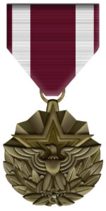 Meritorious Service Medal Criteria And Background with regard to Army Good Conduct Medal Certificate Template
