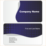 Microsoft Business Card Template Free Download Best Famous Pertaining To Microsoft Templates For Business Cards