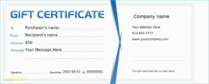 Microsoft Publisher Gift Certificate Template – Teplates For in Gift Certificate Template Publisher