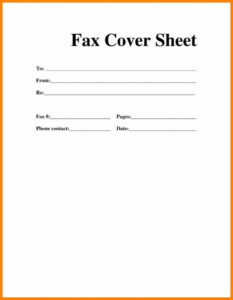 Microsoft Word Fax Cover Sheet | Fax Cover Sheet Template regarding Fax Cover Sheet Template Word 2010