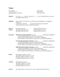 Microsoft Word Samples Segmen Mouldings Co Job Resume Inside Microsoft Word Resumes Templates