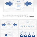 Millions Of Png Images, Backgrounds And Vectors For Free For Annual Report Ppt Template