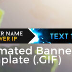 """Minecraft Animated Server Banner Template """"super Dazzle"""" Within Animated Banner Template"""