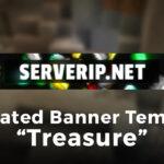 "Minecraft Server Banner Template (Gif) – ""treasure"" For Minecraft Server Banner Template"