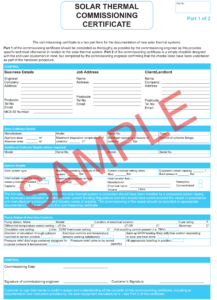 Minor Electrical Installation Works Certificate Template for Electrical Minor Works Certificate Template