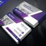 Modern Creative Business Card Template Design – Psdcb Throughout Web Design Business Cards Templates