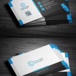 Modern Creative Business Card Template Psd | Business Card For Creative Business Card Templates Psd