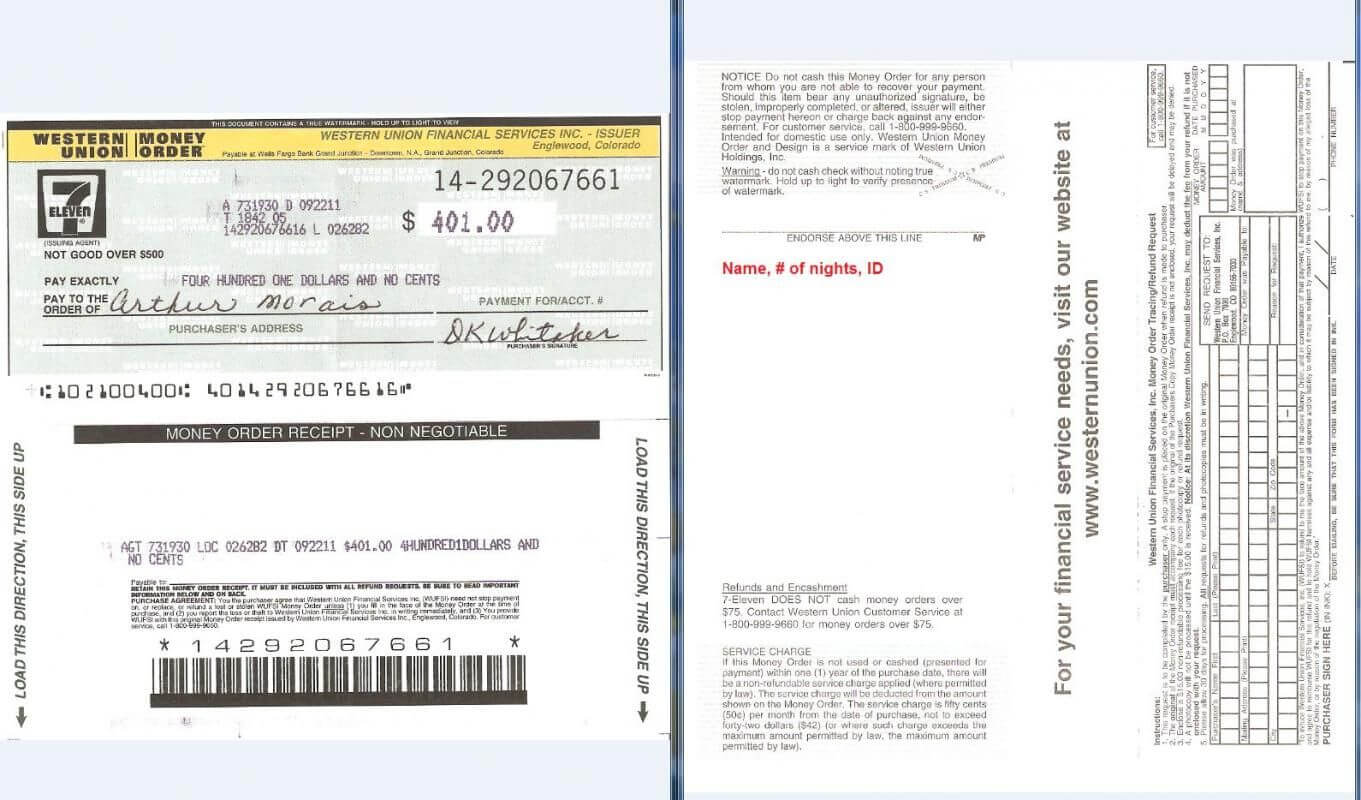 Money Order Template | Template In 2019 | Money Order With Regard To Blank Money Order Template