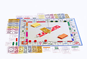 Monopoly (Game) – Wikipedia pertaining to Get Out Of Jail Free Card Template