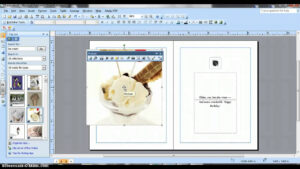 Ms Publisher Birthday Card throughout Microsoft Word Birthday Card Template