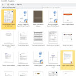 Ms Word 2010 — All The Templates You Need And Then Some With Word 2010 Template Location
