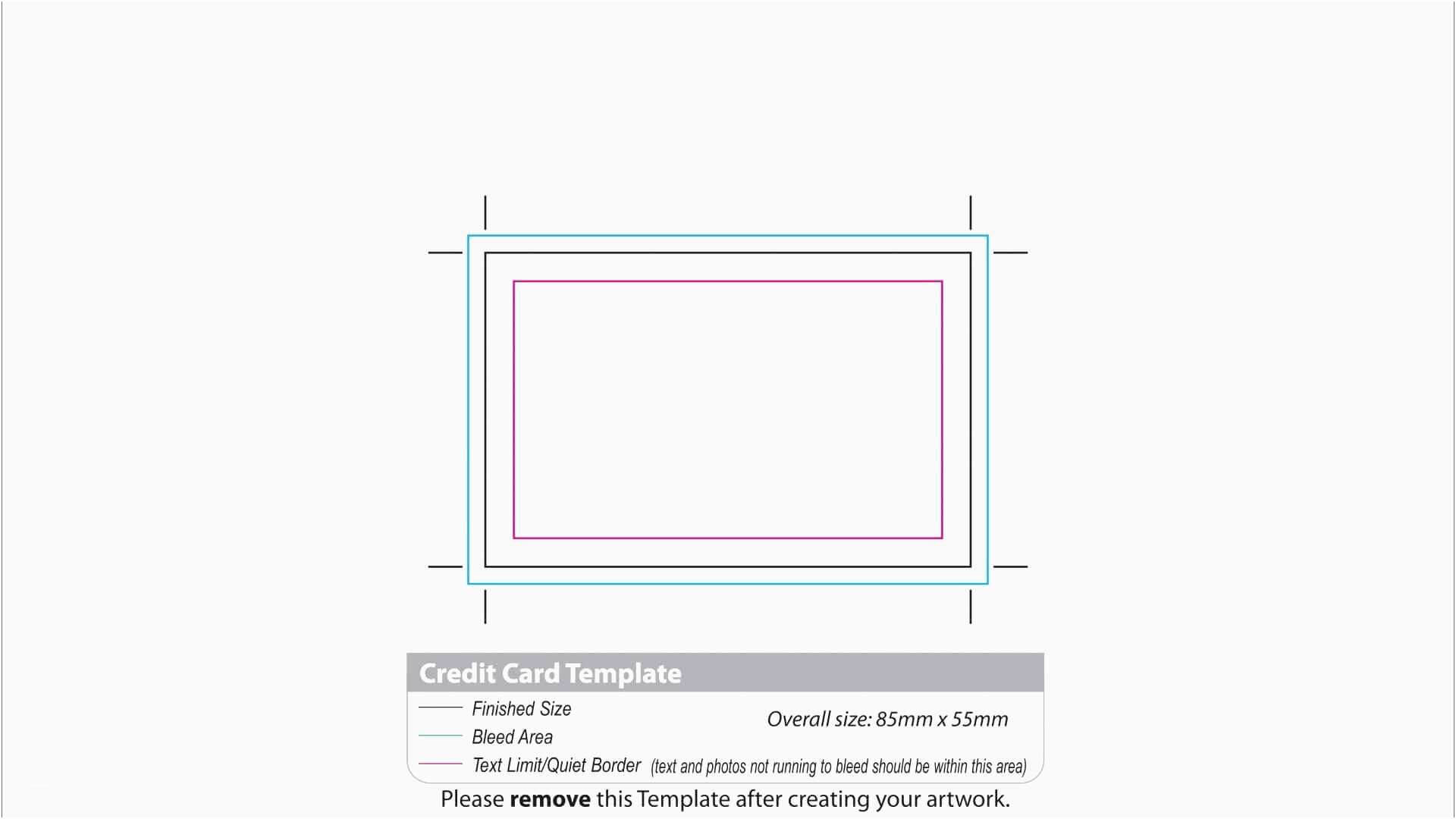 Ms Word Business Card Template Blank Free Sample Kit With Credit Card Size Template For Word