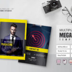 Multipurpose Magazine #ad , #affiliate, #quot#word within Magazine Ad Template Word