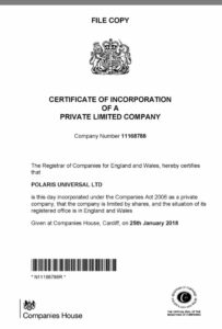 My Passive Trades pertaining to Share Certificate Template Companies House