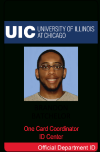 Name Badges | Id Center | University Of Illinois At Chicago regarding Faculty Id Card Template