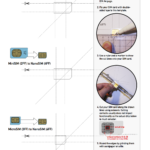 Nano-Sim Cutting Guide – Nice Free Printable for Sim Card Template Pdf