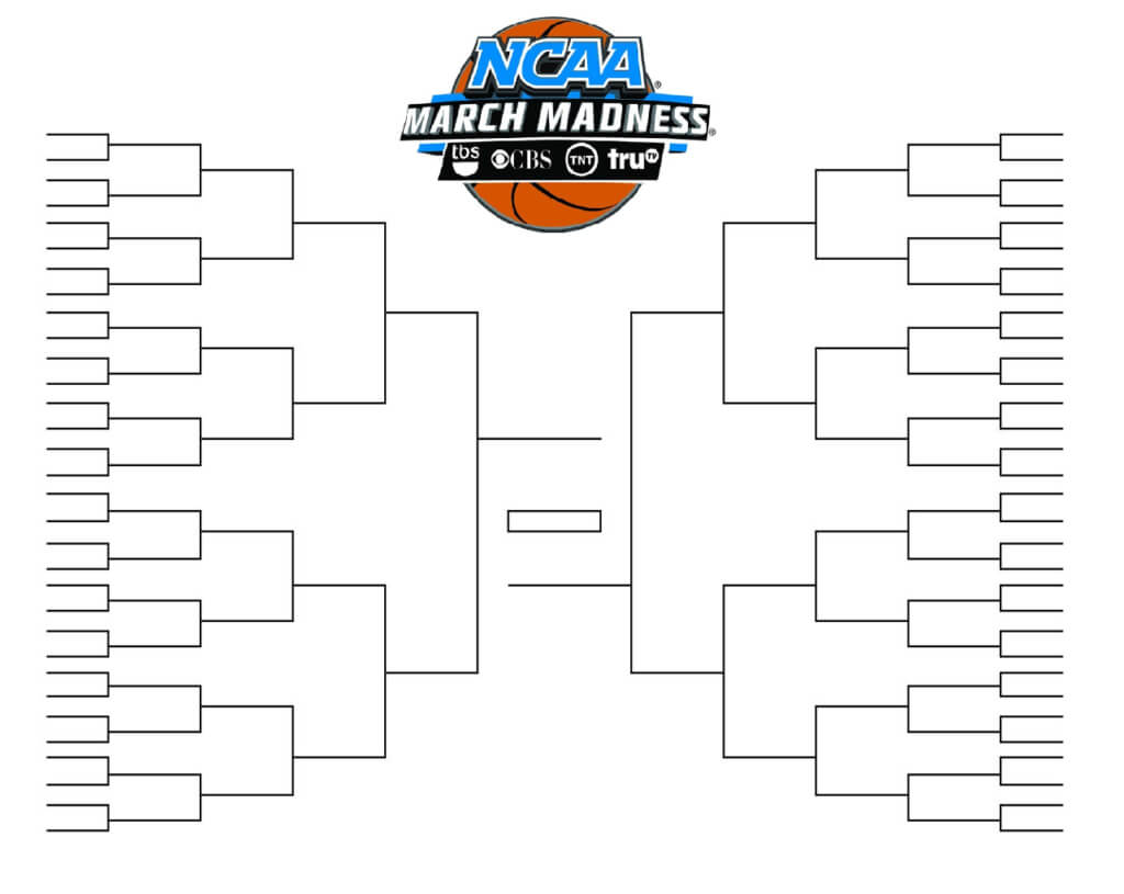 Ncaa Tournament Bracket In Pdf: Printable, Blank, And Fillable Inside Blank Ncaa Bracket Template