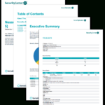 Nessus Scan Report (Top 5) - Sc Report Template | Tenable® inside Nessus Report Templates