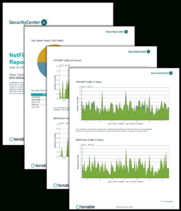 Netflow Monitor Report – Sc Report Template | Tenable® throughout Network Analysis Report Template