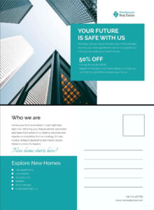 New Business Announcement Postcards Moving Cards And inside Moving House Cards Template Free