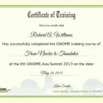 New-Sample-Certificate-Templates-Microsoft-Word-Fresh-Free pertaining to Training Certificate Template Word Format