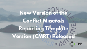 New Version Of The Conflict Minerals Reporting Template within Conflict Minerals Reporting Template