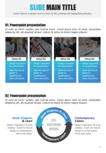 Newspaper Powerpoint Template Vertical – Goodpello pertaining to Presentation Zen Powerpoint Templates
